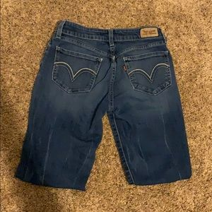 Levi Skinny Jeans